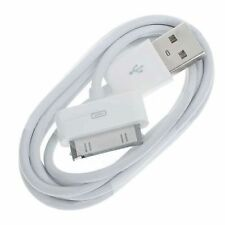US 3FT USB Data Sync Cable Cord Charger for iPhone 3GS 4 4G 4S iPod Touch 4G New