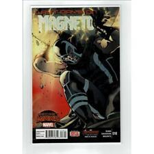 Last Days Of Magneto #18 Secret Wars Marvel Comic Book