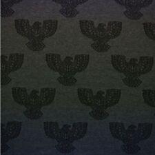 Hoja de jersey de algodón tejido Palmera Tropical California Kids metálico de 150cm de ancho