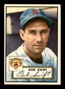 1952 Topps Set Break # 181 Bob Swift EX *OBGcards*