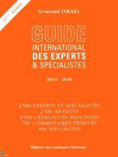 Guide International Experts et Spécialistes 2014-2016