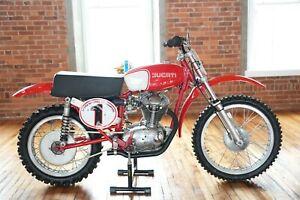 1965 Ducati 250 Desmo MX