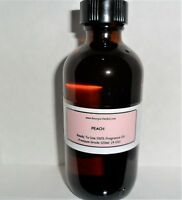 Peach Fragrance Oil for Soap Making, Candles, Crafts, Burners, Warmers