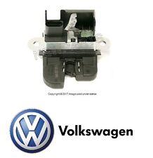 For Volkswagen Jetta Tiguan 2009-2014 Hatch Lock GENUINE 5M0 827 505 E 9B9