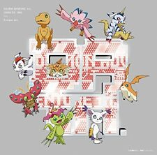 New Digimon Adventure tri. Character Song Digimon ver. Limited Edition CD Japan