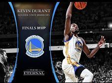 2016 Panini External NBA Finals MVP Collection  Kevin Durant  #PE-MVP15