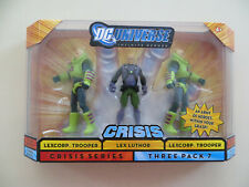 DC UNIVERSE INFINITE HEROES CRISIS SERIES 3 PACK 7 LEX LUTHOR LEXCORP TROOPER