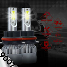 XENTEC LED HID Headlight Conversion kit 9007 HB5 6000K for 1998-1999 Volvo VN