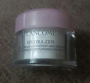 Lancome Hydra Zen Soothing Anti Stress Moisturising Cream 15ml Day Cream