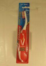 Colgate Travel Voyage 90- folding toothbrush (Red Handle)