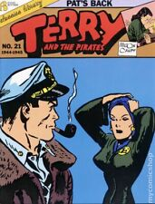 Terry and the Pirates TPB Classics Library #21-1ST NM 9.4 1991 Stock Image