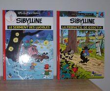 Sibylline lot 2 tomes (Macherot & Taymans)