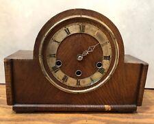German Westminster Chime Haller English Market Mantle Clock