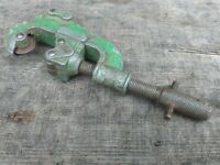 "Vintage  Knox No: 1 Pipe Cutter 1/4"" - 1"""