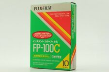 [NEW] Fujifilm Fuji FP-100C Instant Color Film Expired 08/2012 From JAPAN #043