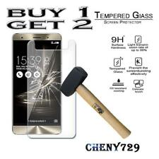 For Asus ZenFone 3 Deluxe - Genuine Tempered Glass Film Screen Protector Cover