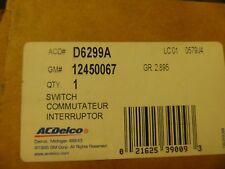 2007 2008 2009 Chevy Silverado Trailblazer Turn Signal Wiper Switch OEM 12450067