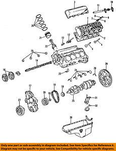 GM OEM-Engine Cylinder Head 12533543