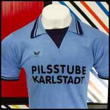 Vintage 70s Star-Collar Football Shirt ERIMA Size Large 211 O