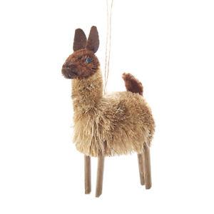 Buri Llama Ornament
