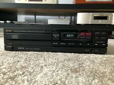 DENON DCD-1000 Vintage CD Player (Made in JAPAN) PCM53 Super Linear Converter