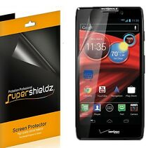 3X Anti-Glare Matte Screen Protector Guard For Motorola Droid Razr HD / Maxx HD