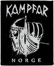 KAMPFAR - Norge - Woven Patch / Aufnäher