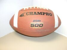 Champro 500 Official Size And Weight Nfhs Football