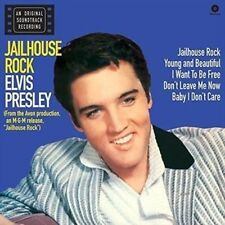 Elvis Presley - Jailhouse Rock 4 Bonus TRA Vinyl LP Wax Time
