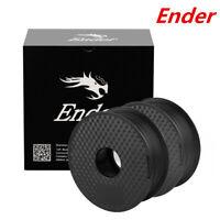 2pcs 1kg 1.75mm PLA Filament For Anycubic I3 Mega Creality Ender 3 Pro Black