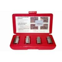 K Tool International KTI-23900 4-piece 1/2 In. Drive Metric Stud Remover Set