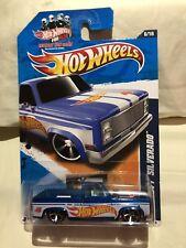 Hot Wheels 2011 HW Racing '83 Chevy Silverado