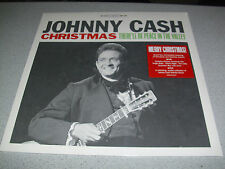 Johnny Cash - Christmas: There'll Be Peace in the Vall - LP Vinyl /// Neu & OVP
