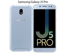 BRAND NEW  SAMSUNG GALAXY J5 PRO 2017 BLUE S 32GB DUAL SIM 4G UNLOCK SM-J530F/DS