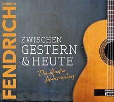 RAINHARD FENDRICH - ZWISCHEN GESTERN & HEUTE-DIE ULTIMATIVE LIEDERSA 2 CD NEU