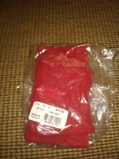 Kids tights red color size 8-10. *NWT*