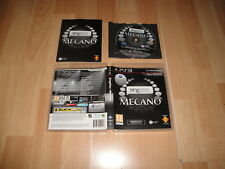 SINGSTAR MECANO PARA LA SONY PLAY STATION 3 PS3 SIN MICROS USADO EN BUEN ESTADO