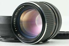 【NEAR MINT】MAMIYA SEKOR C 110mm f/2.8 Lens (w/ Hood) for M645