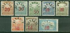 BARANYA 1919 SERBIAN OCCUPATION - Round overprint MH LOT