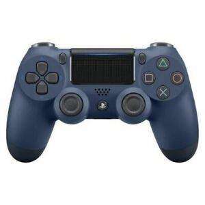 Genuine  Sony DualShock 4  PS4 Wireless Controller v.2 - Midnight Blue