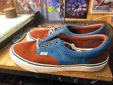 Vans Era SF (Corduroy) Sequoia/Corsair Suede US 10 Men VN0A3MUHU8E New Tan Blue
