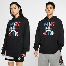Nike Air Jordan Legacy AJ 4 Pullover Hoodie Black - Sz 2XL Men's - New
