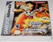 Shaman King: Legacy of the Spirits -Soaring Hawk Version (Game Boy Advance) NEW!