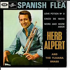 EP 4 TITRES--HERB ALPERT'S AND THE TIJUANA BRASS--LOVE POTION N° 9