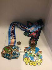 Maui Marathon Medals