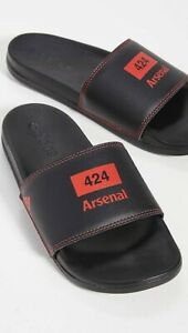 Adidas 424 Arsenal Slides Sandals Special Edition