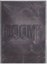 DOOM 3 (Limited Collector's Edition)  (Xbox, 2005) INCLUDES INSTRUCTIONS