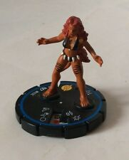 HeroClix Fantastic Forces #032  TIGRA Experienced  MARVEL