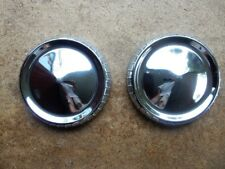 Ford Falcon XK XL XM XP Dog dish Hubcaps Excellent Condition