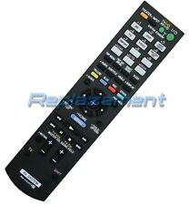 RPZ RM-AAU072 (148761211) Remote Control for Sony STR-DH520 SA-WCT150 HT-SS370